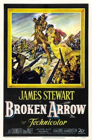 Broken Arrow - Movie Poster (thumbnail)
