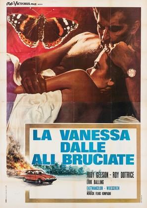 Hændeligt uheld - Italian Movie Poster (thumbnail)