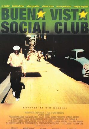Buena Vista Social Club - Movie Poster (thumbnail)