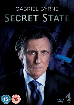 Secret State - British DVD cover (thumbnail)