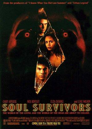 Soul Survivors - Advance movie poster (thumbnail)