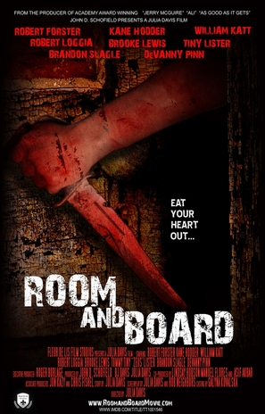 Room and Board - Movie Poster (thumbnail)