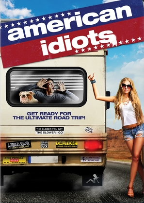 American Idiots - DVD movie cover (thumbnail)