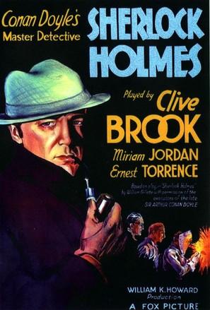 Sherlock Holmes - Movie Poster (thumbnail)