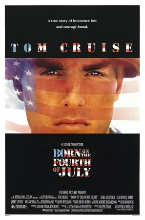 Born on the Fourth of July - Movie Poster (thumbnail)