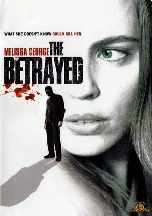 The Betrayed - DVD cover (thumbnail)