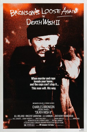 Death Wish II - Movie Poster (thumbnail)