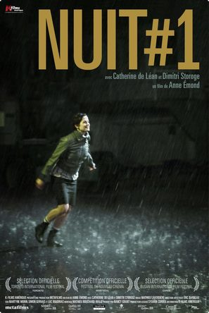Nuit #1 - Canadian Movie Poster (thumbnail)