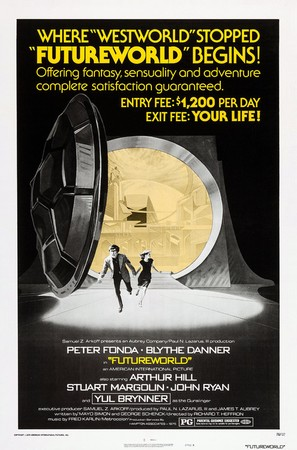 Futureworld - Movie Poster (thumbnail)