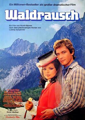 Waldrausch - German Movie Poster (thumbnail)