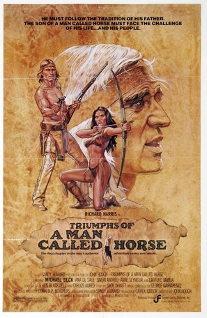 Triumphs of a Man Called Horse - Movie Poster (thumbnail)