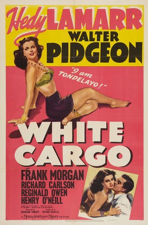 White Cargo - Movie Poster (thumbnail)