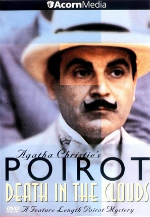 """""""Poirot"""" Death in the Clouds - poster (thumbnail)"""