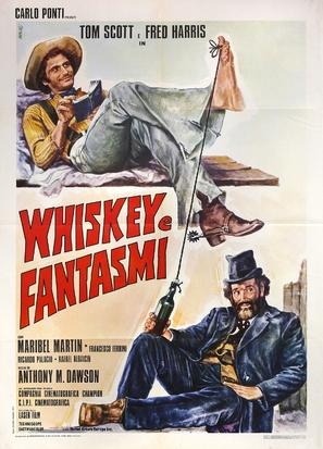 Fantasma en el Oeste - Italian Movie Poster (thumbnail)