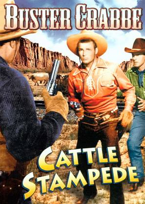 Cattle Stampede - DVD movie cover (thumbnail)