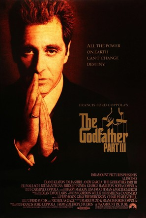 The Godfather: Part III - Movie Poster (thumbnail)