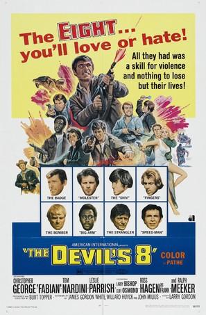 The Devil's 8 - Movie Poster (thumbnail)