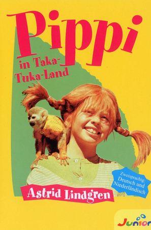 """""""Pippi Långstrump"""" - German Movie Cover (thumbnail)"""