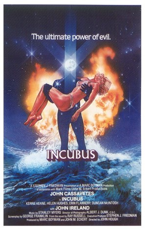 Incubus - Canadian Movie Poster (thumbnail)