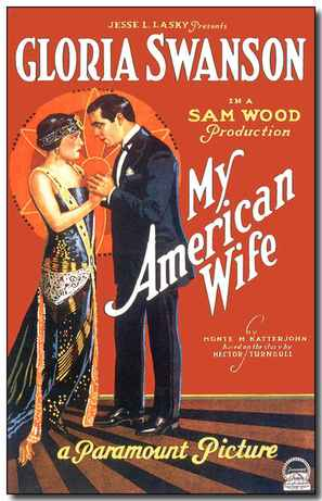 My American Wife - Movie Poster (thumbnail)