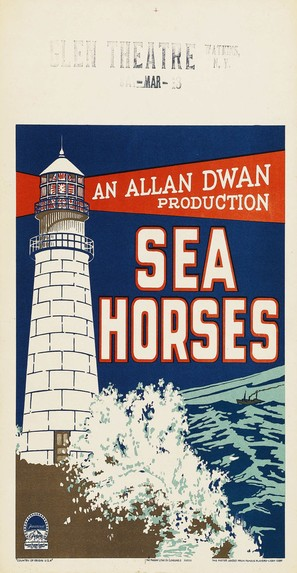 Sea Horses - Movie Poster (thumbnail)