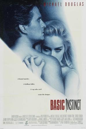 Basic Instinct - Movie Poster (thumbnail)