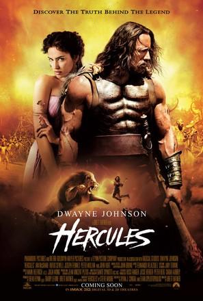Hercules - Movie Poster (thumbnail)