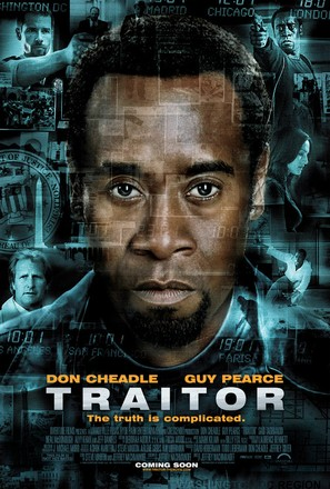 Traitor - Movie Poster (thumbnail)