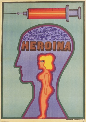 Heroin - Polish Movie Poster (thumbnail)