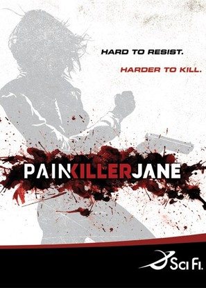 """Painkiller Jane"" - Movie Poster (thumbnail)"