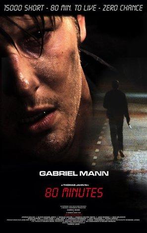 80 Minutes - Movie Poster (thumbnail)