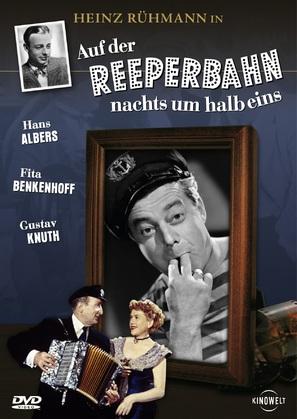 Auf der Reeperbahn nachts um halb eins - German Movie Cover (thumbnail)