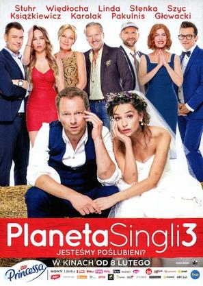 Planeta Singli 3 - Polish Movie Poster (thumbnail)
