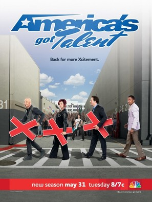 """America's Got Talent"" - Movie Poster (thumbnail)"