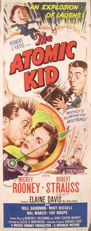 The Atomic Kid - Movie Poster (thumbnail)