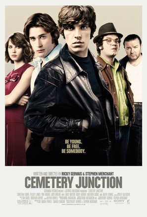 Cemetery Junction - British Movie Poster (thumbnail)