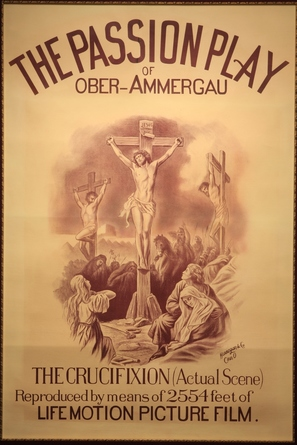 The Passion Play of Oberammergau - Movie Poster (thumbnail)
