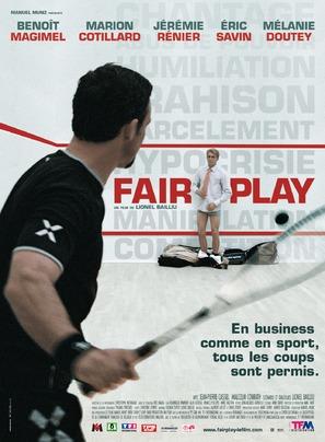 Fair Play - French poster (thumbnail)