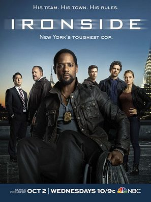 """Ironside"" - Movie Poster (thumbnail)"