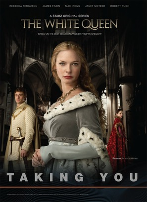 """""""The White Queen"""" - Movie Poster (thumbnail)"""