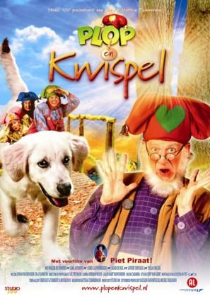 Plop en Kwispel - Dutch poster (thumbnail)