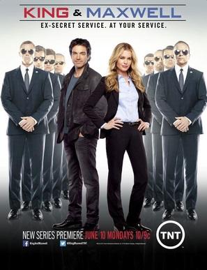"""""""King & Maxwell"""" - Movie Poster (thumbnail)"""