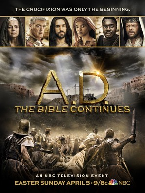"""A.D. The Bible Continues"" - Movie Poster (thumbnail)"