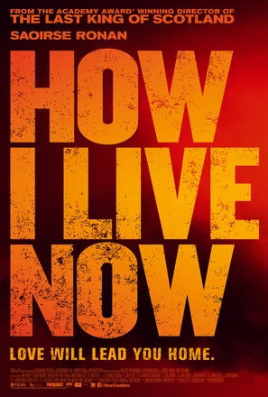 How I Live Now - British Movie Poster (thumbnail)