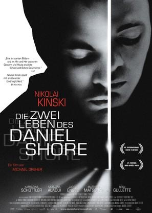 Die zwei Leben des Daniel Shore - German Movie Poster (thumbnail)