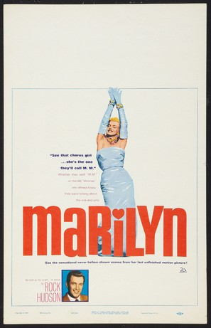Marilyn - Movie Poster (thumbnail)