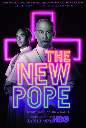 """""""The New Pope"""" - Movie Poster (thumbnail)"""