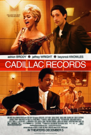 Cadillac Records - Theatrical poster (thumbnail)