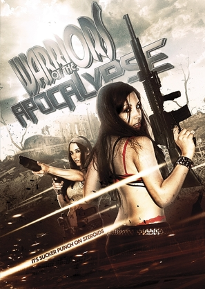 Warriors of the Apocalypse - DVD cover (thumbnail)