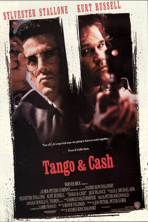 Tango And Cash - Movie Poster (thumbnail)
